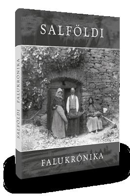 Salföldi Falukrónika könyvborító