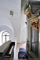 Szent Máté-templom orgonája. Fotó: Somogyi Márk - www.somogyimark.hu