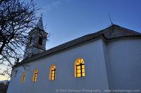 Szent Máté-templom déli oldala. Fotó: Somogyi Márk - www.somogyimark.hu